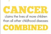 Pediatric Cancer (sucks) / Living and grieving after pediatric cancer. Tips for donating and talking to children.