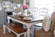 Home: Dining Room / by Trish Palac