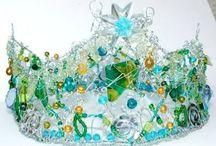 Crowns + Tiara's & Hats