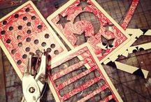 Stamps + Stencils & Printing