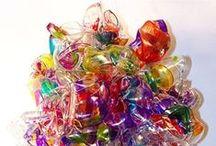Plastic + Glass