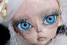 Dolls + Plushies