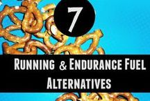 Endurance / Race Nutrition / Nutrition ideas, tips, suggestions for running and other long distance/ endurance events.  / by Relentless Forward Commotion Gannoe