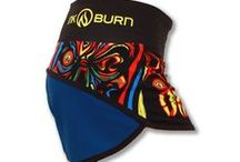 INKnBURN love / One of my favorite running clothes brands.  Loud. Bright.  Made in the USA.  @INKnBURN