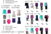 fashion :: clothing / hints and tips for putting together outfits, clothing I like