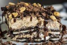 Desserts / Sweet, creamy, delicious, and sugary. I love desserts!