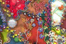 Stiching Art & Ideas