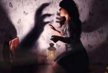 Ghosts & Spooky Secrets / Ghost hunting, real haunted houses, ghost stories, creepy photos