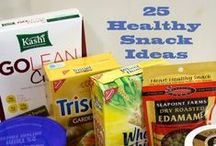 eat :: snacks / Ideas and recipes for healthier snacks for us to enjoy