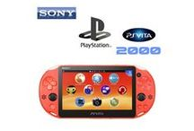Parts - PS Vita 2000 / Parts and Spares for Sony PS Vita 2000