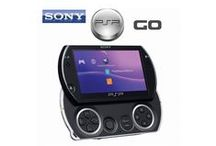 Parts - PSP GO / Parts and Spares for Sony PSP GO