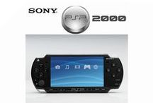 Parts - PSP 2000 / Parts and Spares for Sony PlayStation PSP-2000