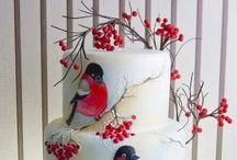 Others' awesome cakes / Cake / by Jennifer Moorehead