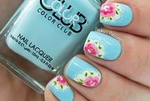 Nails / Nail art / by Caro Calvo