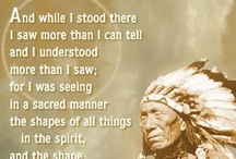 Native American Lives (Shared Board) / I love the culture. I believe I was a First People in a former life...really.  Pin your best pins. No ADS, SPAM or NUDITY. Please Write ADD ME on my first BOARD on my home page and let me know what board(s) you want. ✿⊱╮ Thanks, Jo