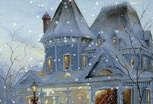 Homeward Bound (Shared Board) / a mansion? a log cabin? a wrap around porch? a treehouse? a cabin?  What do you love? Pin away. Please write ADD ME on  my BOARD on my page. Thanks, Jo