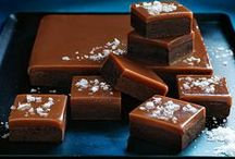 Bars and Brownies / Best bars and brownies on Pinterest / by Jocelyn (Grandbaby Cakes)