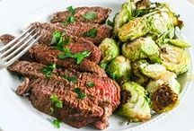 Beef and Lamb / The best beef and lamb recipes on Pinterest / by Jocelyn (Grandbaby Cakes)