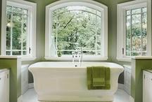 Bathrooms / by Ellison Thomas