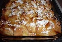 Breads/Rolls/Breakfast/Muffins / by Sue Bowman