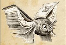 Gufi - Owls / by Progetto Didatticarte