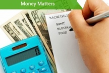 Money~Finances~Budgeting / by Katy Winter