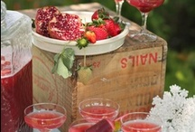 Cocktails on a Stick! / recipes for cold, refreshing popsicles to keep us cool this summer