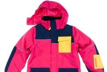 Kids Coats and Jackets / Colourful fleece jackets, raincoats, school coats, quilted jackets and waterproofs for kids.