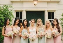 Great look for your bridesmaids