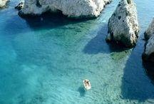 italia  / posti e luoghi forme e colori