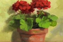 l'arte e i fiori
