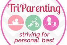 TriParenting Posts / Striving to be a Personal Best Mom