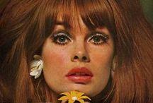 Retro 60's & 70's High Fashion