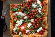 Pizza Love / by Jocelyn (Grandbaby Cakes)