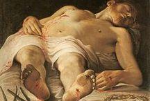 Corpi di scorcio - Foreshortened bodies / by Progetto Didatticarte