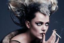 Chaotic Punk Rock Grunge / See what happens when wild, creative, melting pot Street Punk, Rock, Grunge Fashion goes Couture!