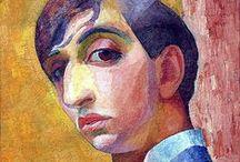 Autoritratti - Self-portraits / by Progetto Didatticarte