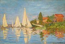 Barche a vela - Sailboats / by Progetto Didatticarte