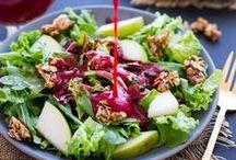 Salads / Deliciously fresh and unique salads / by Jocelyn Delk Adams | Grandbaby Cakes)