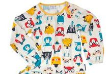 Animal inspired kids clothes. Fun prints and motifs / Playful animal prints for kids, with quirky Scandinavian style.