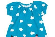 Scandi kids clothes - prints and designs / Distinctive scandinavian prints. Playful and bright coloured clothes for kids!