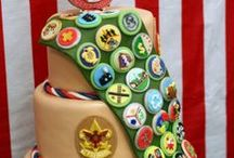 Eagle Scout Party & Celebration Ideas / To celebrate my son attaining Eagle Scout, an honor that just 2% of all Boy Scouts ever achieve, here is my inspiration board. #EagleScout / by Janis Brett Elspas