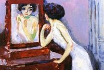 Allo specchio - At the mirror / by Progetto Didatticarte