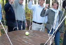 Gruppenspiele / Spiele für die Gruppe... als Eisbrecher, zum Kennenlernen, zur Aktivierung, ...