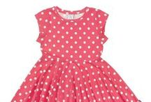 Hearts and Dots Kids Clothes / Polarn O. Pyret hearts and dots kids clothes.