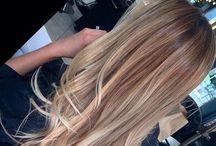 Hair Color / by Hannah Jean Marie
