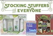 Holiday Gift Boxes & Stocking Stuffers / by Janis Brett Elspas