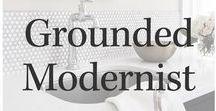 Grounded Modernist