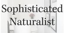 Sophisticated Naturalist