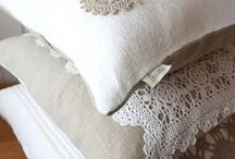 Accent pillows / Handmade and beautiful pillows for accenting your room design